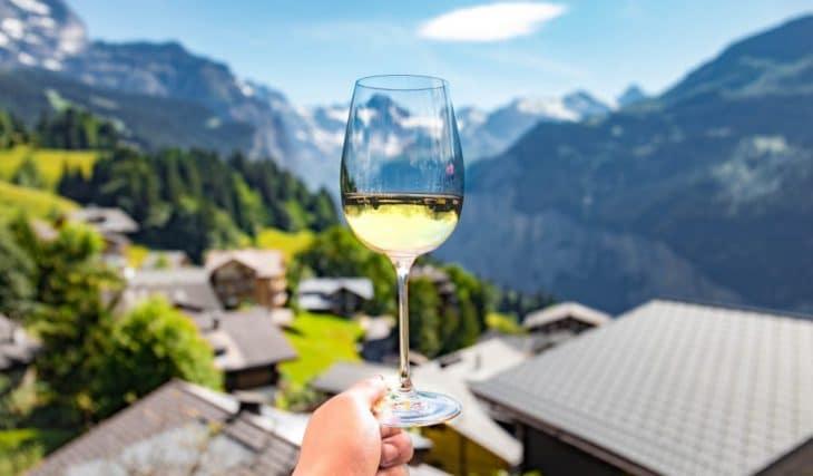 Trois itinéraires pour découvrir les vignobles autour de Genève !