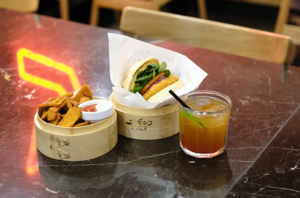 shiso burger genève ouverture plat menu