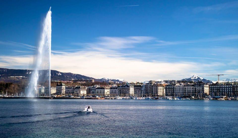 Un nouveau lieu de baignade va ouvrir à Genève sur le quai Wilson à l'été 2021 !