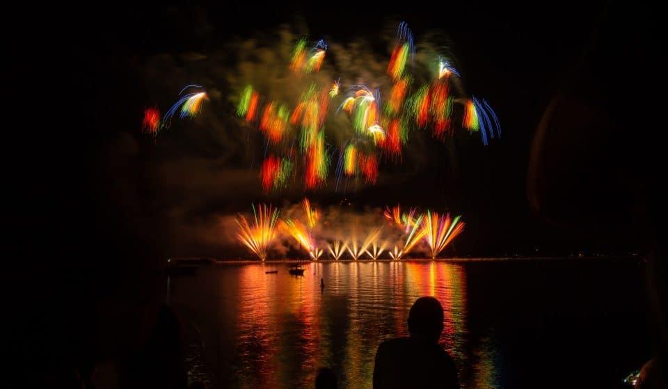 Le traditionnel feu d'artifice à Genève annulé cet été !