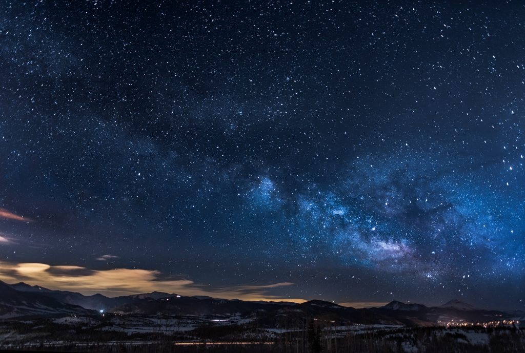 geneve la nuit est belle ciel étoiles observation astronomie éteindre pollution lumineuse