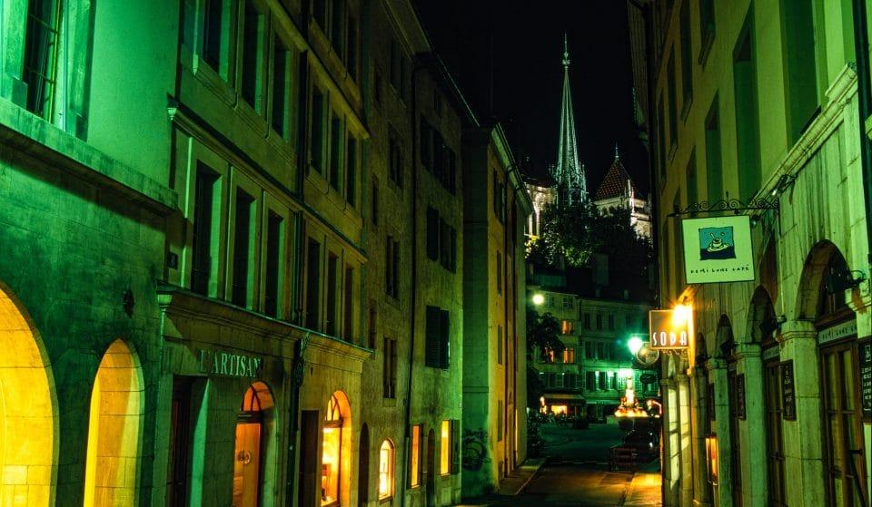 Explorez et redécouvrez Genève pour Halloween avec des énigmes terrifiantes en plein air !