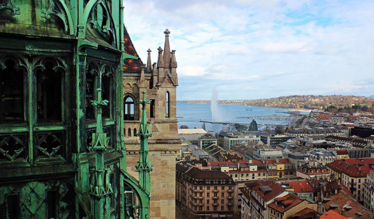 Explorez et redécouvrez Genève avec un jeu immersif avec des énigmes en plein air !
