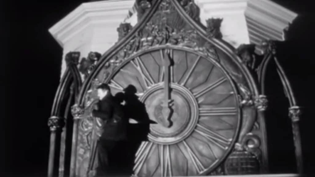 the clock genève le plaza cinéma art culture christian marclay