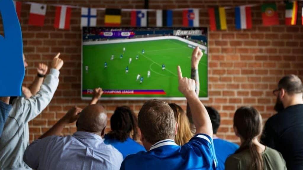 genève bar sportif ou regarder l'euro football suisse france