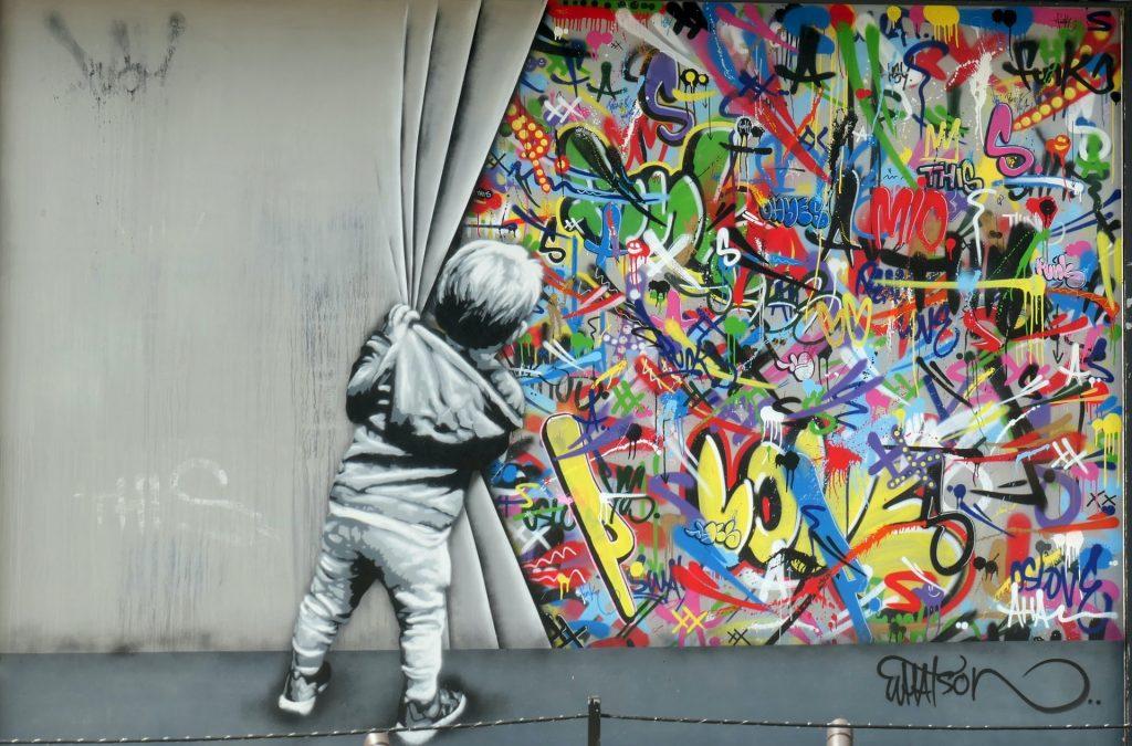 street art genève balade
