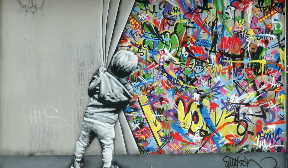 Découvrez les meilleures balades de street art à Genève !