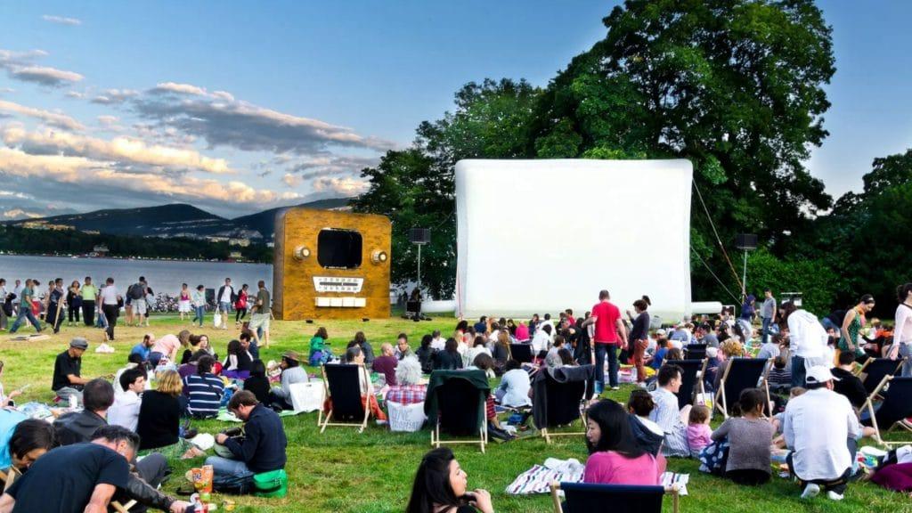cinéma en plein air cinétransat lieu secret