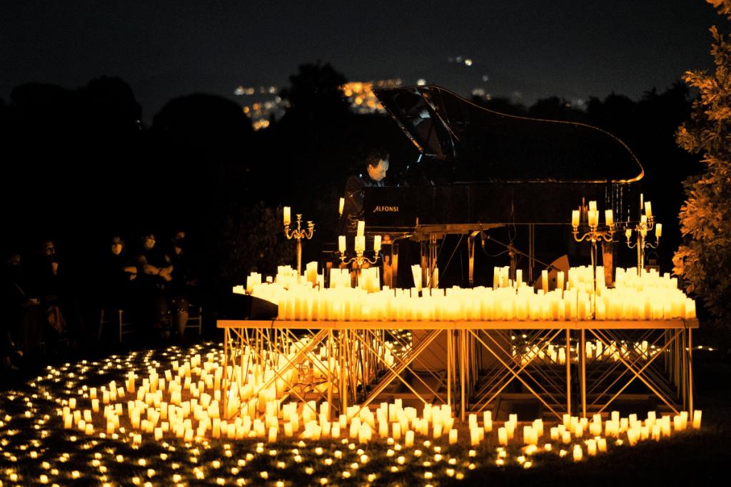 Candlelight illumine les plus beaux morceaux de Yann Tiersen au piano à Genève !
