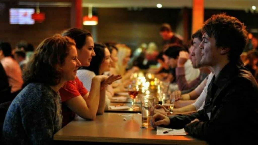 drink & match genève rencontre speed dating célibataires duo