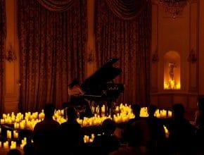 Candlelight : La magie des concerts classiques à la bougie arrive au Four Seasons à Genève !