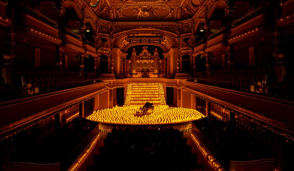 Candlelight : les concerts classiques éclairés à la bougie reviennent au Victoria Hall en décembre !