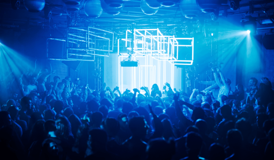 Ce week-end, des concerts de musique électronique feront trembler l'Audio Club !