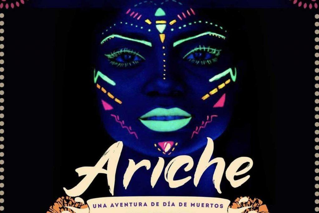 Llega Ariche a Guadalajara, una experiencia immersiva del Día de Muertos