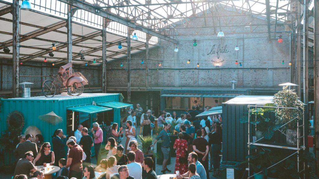 Un marché éco-responsable à la Friche Gourmande près de Lille ce weekend !