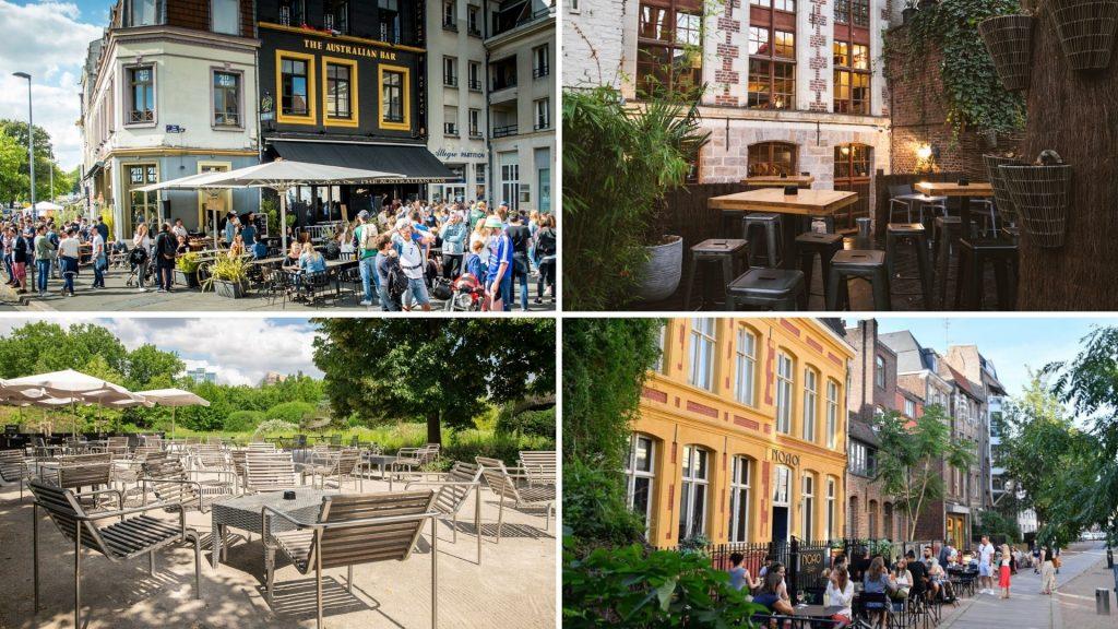 Les meilleures terrasses où boire un verre à Lille !