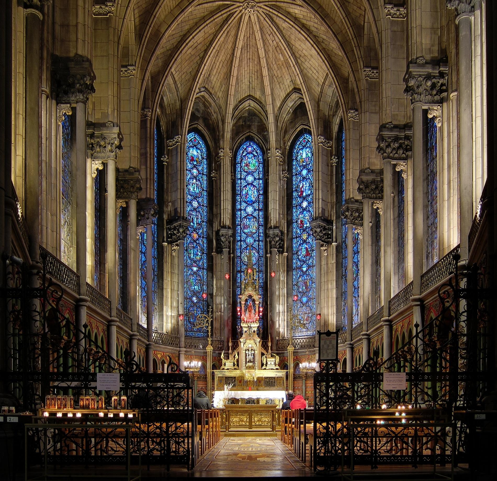 cathedrale notre dame de treille lille candlelight concert musique classique
