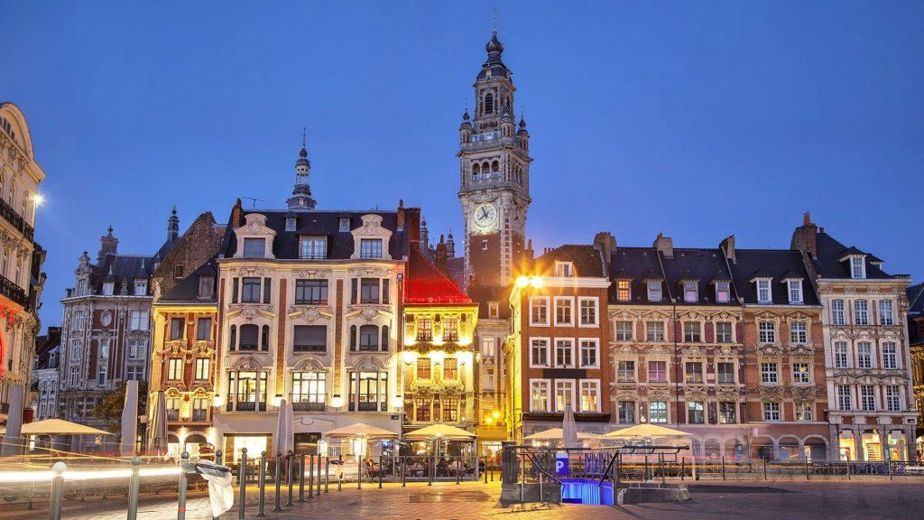 Un Guide du Routard entièrement consacré à Lille vient de paraître !