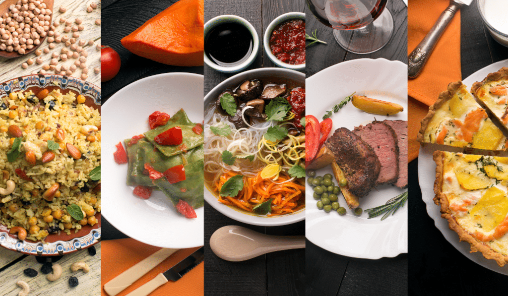 Gastronomie internationale