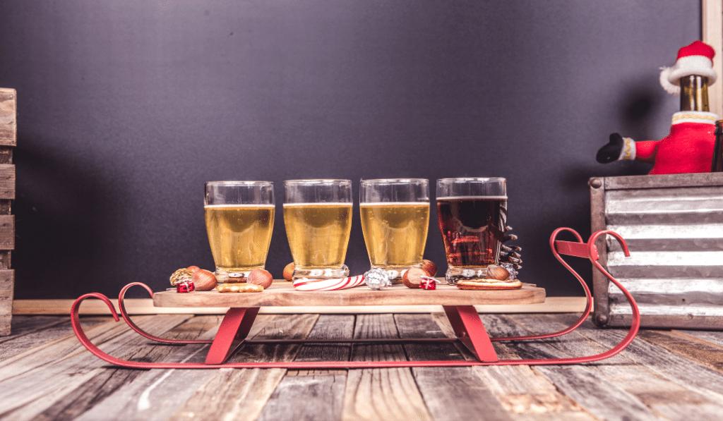 La Mousse Touch' sort son calendrier de l'avent de bières artisanales !