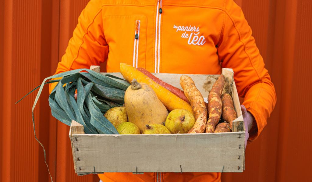 Sauvez des fruits et légumes moches grâce aux Paniers de Léa !
