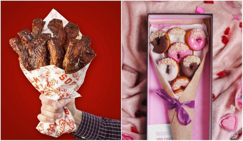 Insolite : les food bouquets, LA tendance de Noël 2020 !