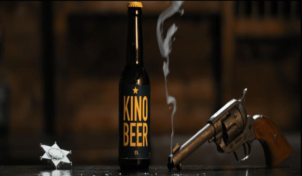 La Kino Beer, cette bière qui soutient le cinéma indépendant !