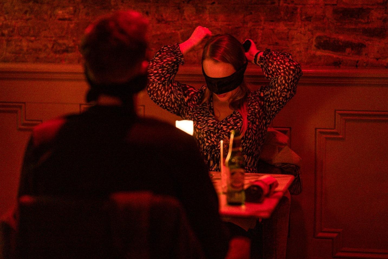 dining in the dark diner dans le noir lille restaurant expérience unique dégustation aveugle