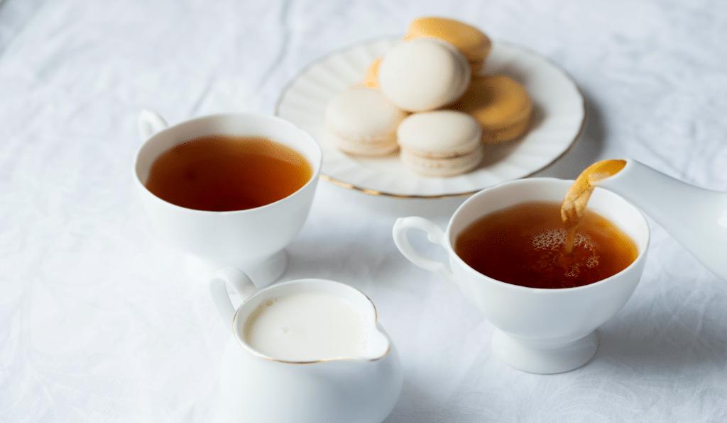 Les salons de thé lillois en livraison, take away ou click and collect !