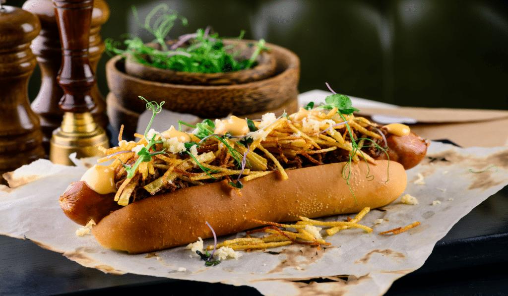 Pott's, les nouveaux hot dogs en association avec les Francs Burgers !