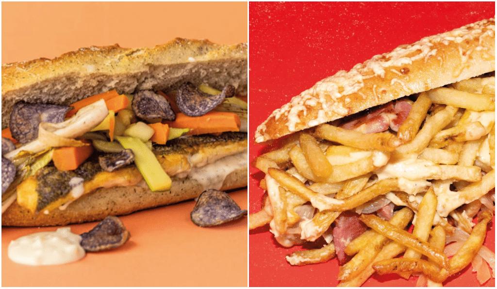 Le premier restaurant de mitraillettes au monde ouvre à 1h de Lille !