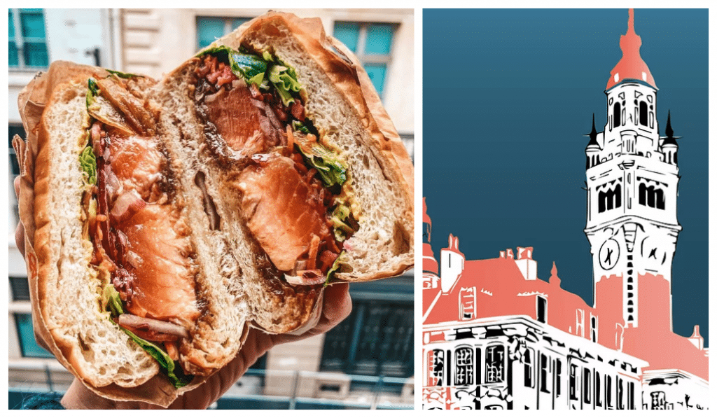 L'enseigne de street food Père & Fish a largué les amarres à Lille !