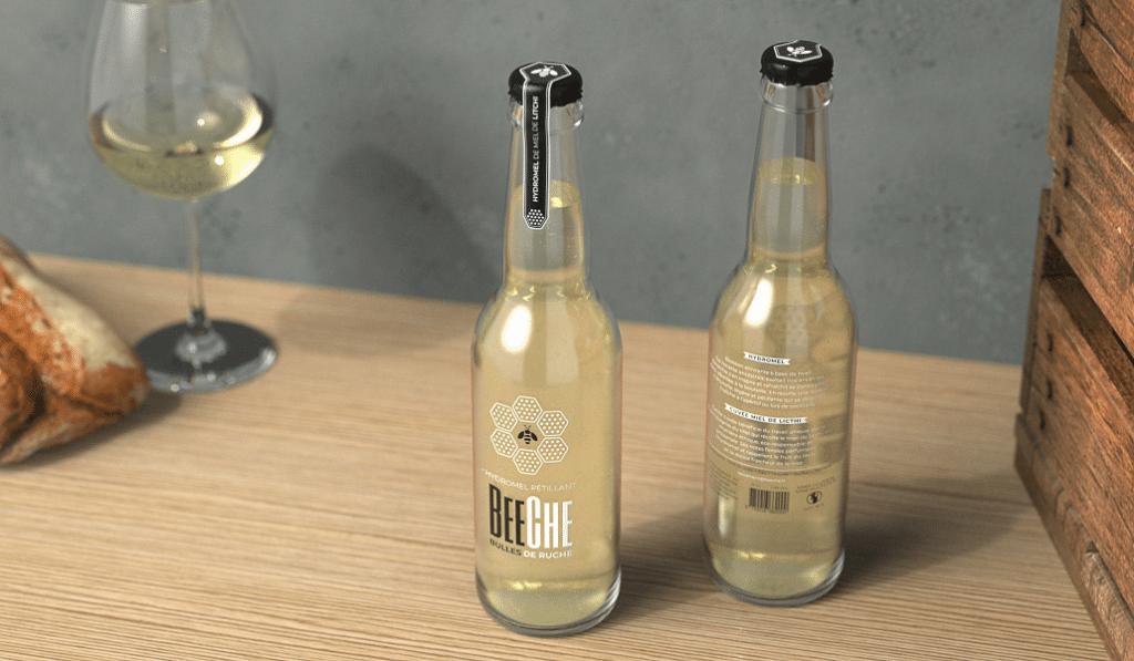 À la découverte de Beeche, cette marque lilloise qui remet l'hydromel au goût du jour !