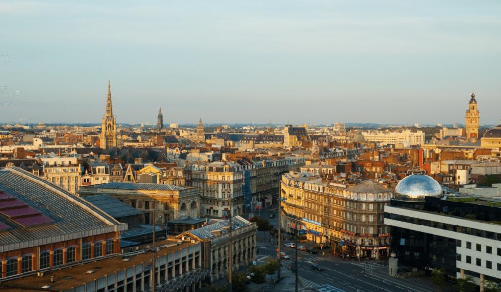 2021 : les chantiers qui vont changer Lille !