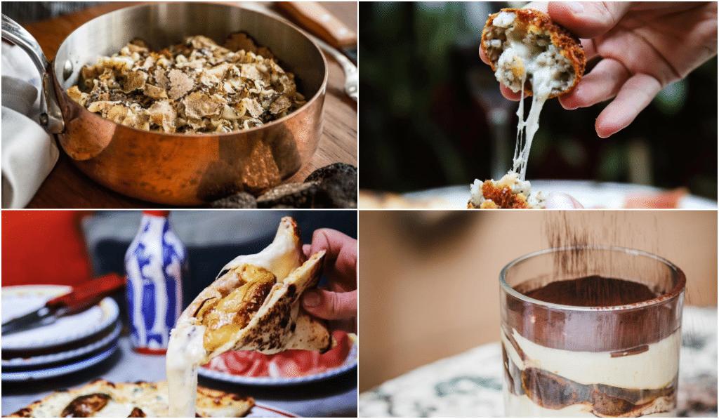 Le top 5 des restaurants italiens de Lille à tester depuis chez vous !