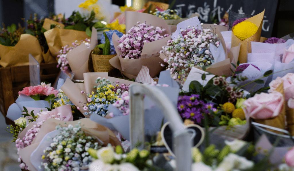 Les plus beaux fleuristes de la Capitale des Flandres !