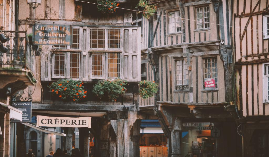 La Saint-Georges : la crêperie rennaise s'installe dans le Vieux-Lille !