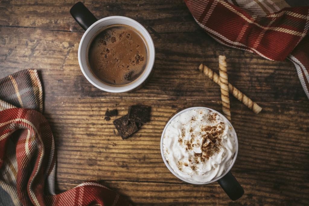 Recette : le chocolat viennois à la chicorée !