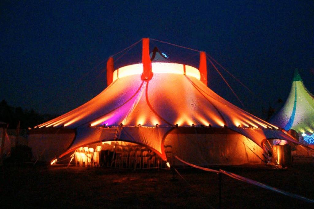 Les concerts Candlelight débarquent dans le cirque du Chapitô de Lille !