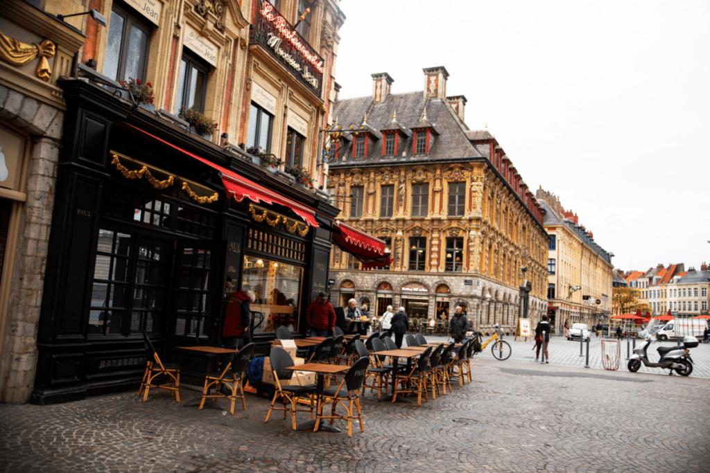 La brasserie la Chicorée propose des repas à 1 euro à tous les étudiants !