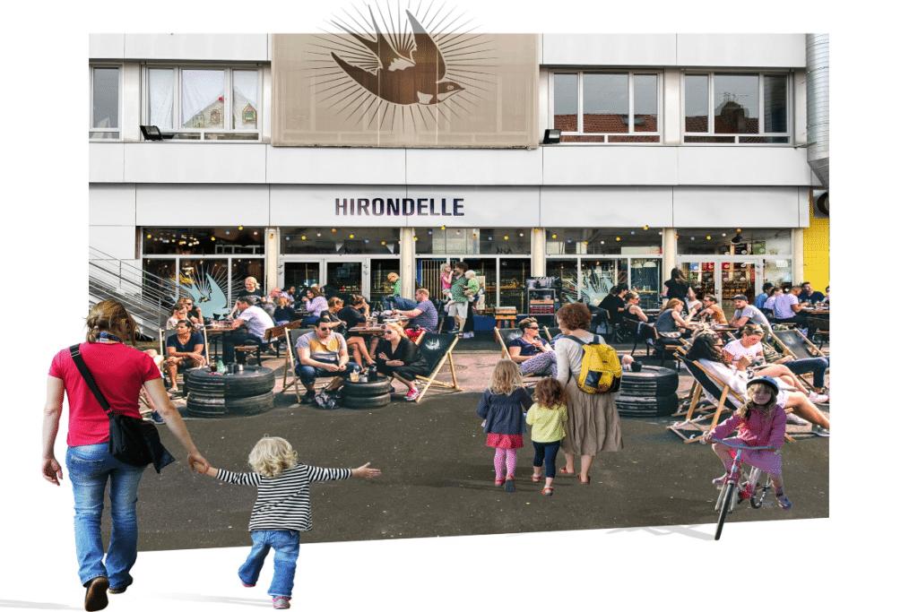 Ce week-end, le comptoir de l'Hirondelle organise un grand déstockage de bière !