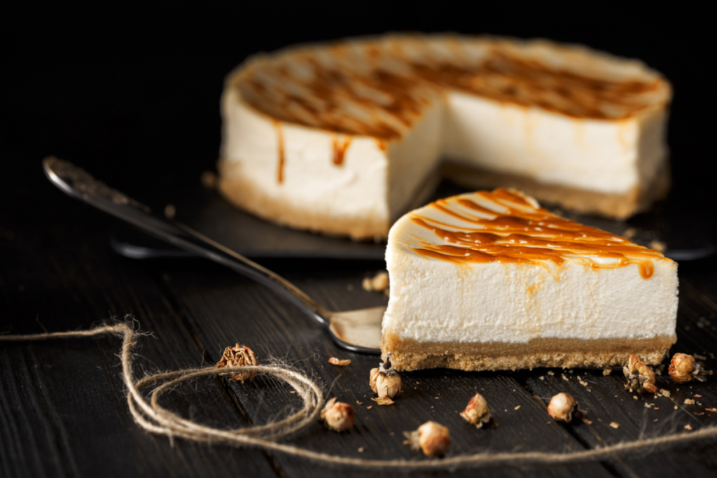 Recette : l'inratable cheesecake aux spéculoos !