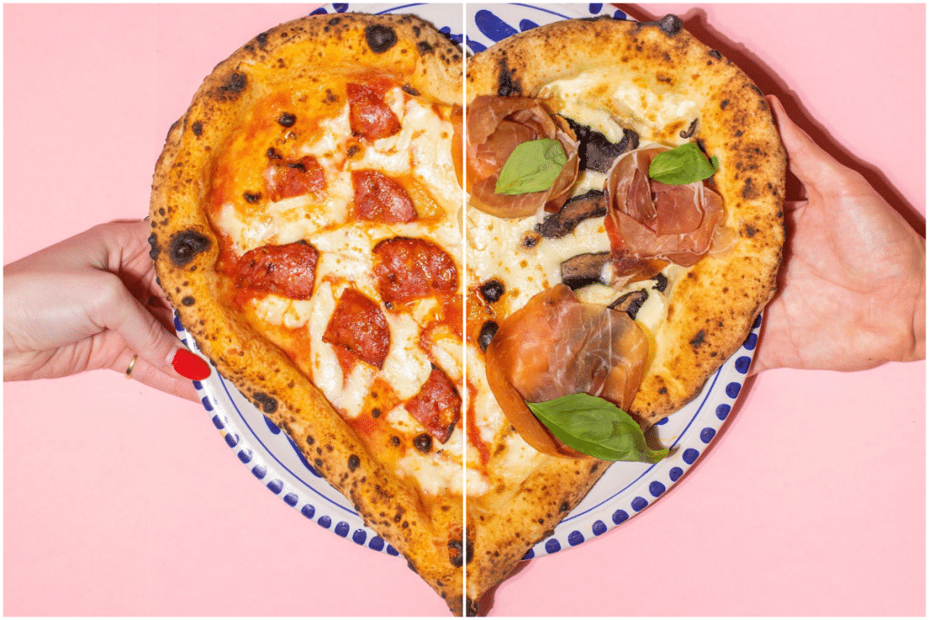 Papà Raffaele ouvre Progetto Napoletano, son bar à pizzas à emporter !