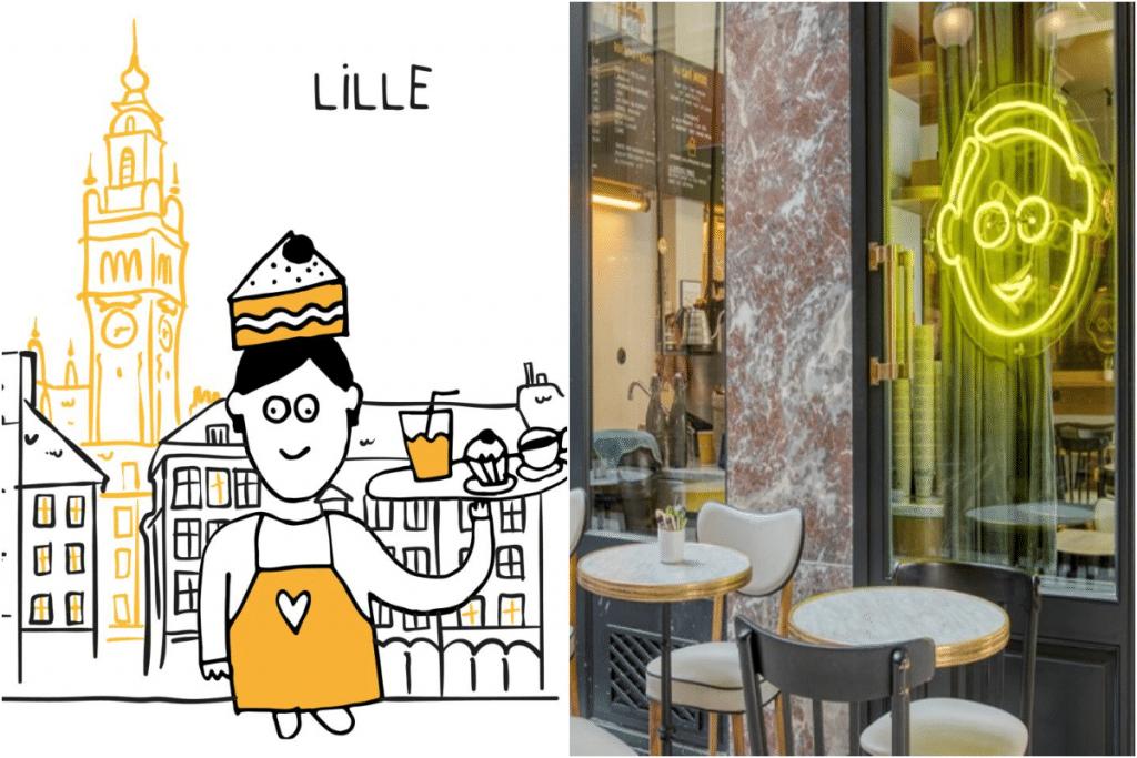 Un Café Joyeux devrait bientôt voir le jour à Lille !