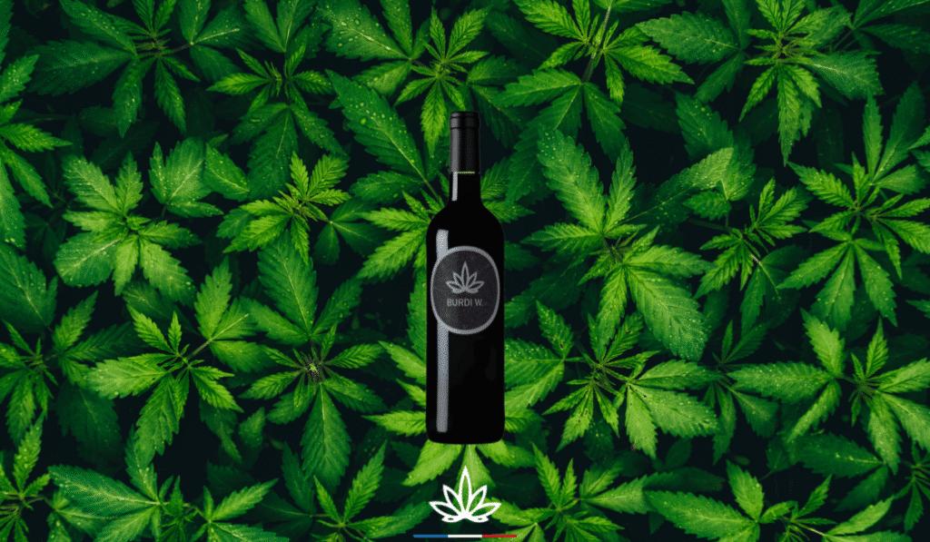 Journée mondiale du cannabis : Burdi W, le premier vin français au CBD !