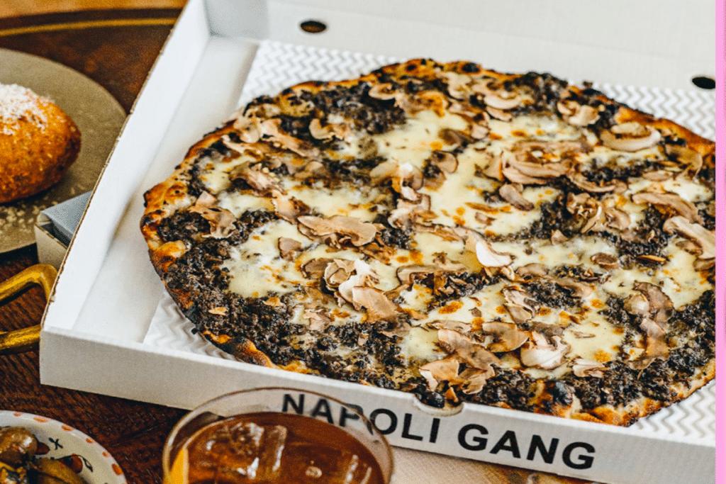 La squadra du Napoli Gang de Big Mamma débarque à Lille !