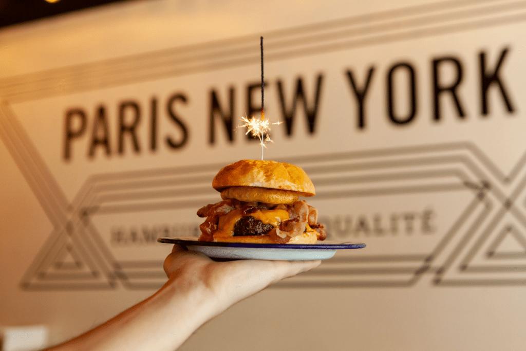 Après Paris, les burgers gourmets de PNY s'emparent de Lille !