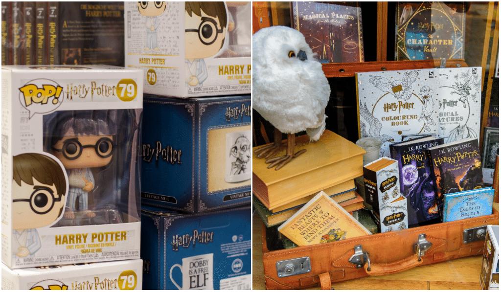 «Wingardium Leviosa !» : deux boutiques Harry Potter ouvrent à moins d'une heure de Lille !