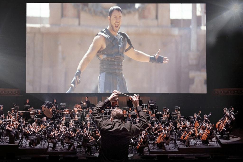Inédit : un ciné-concert Gladiator débarque à Lille !