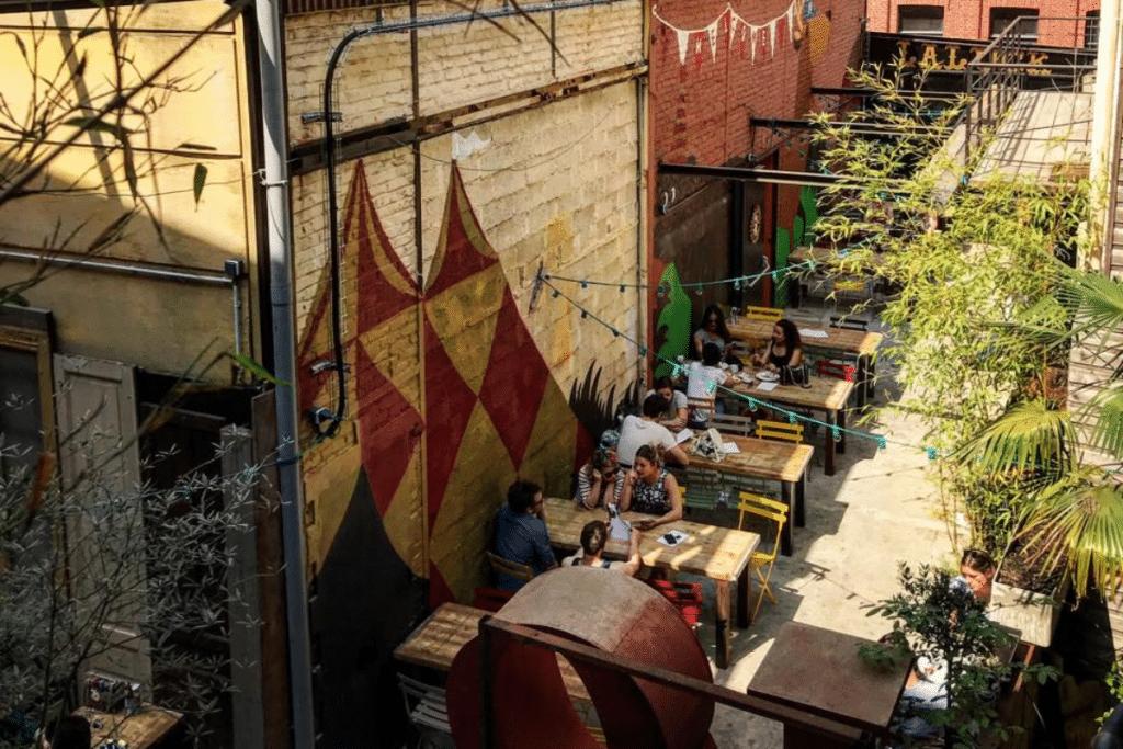 Top 5 des terrasses secrètes de Lille !